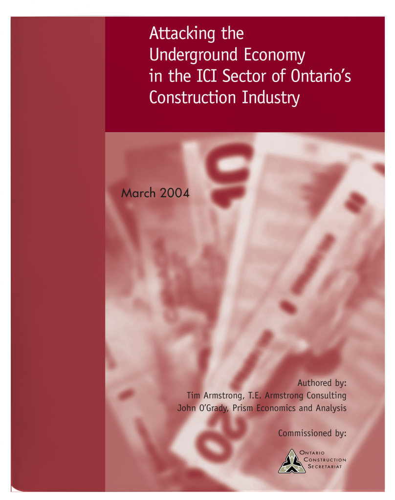 OCS_Attacking-the-Underground-Economy_MARCH 2004_cvr