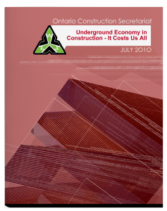 OCS_Underground-Economy-in-Construction_JULY 2010_cvr